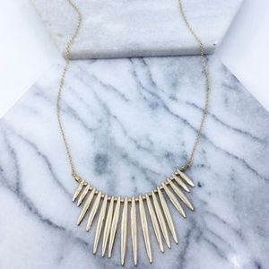 Jewelry - 👻LAST ONE-Mini STATEMENT necklace in Gold!